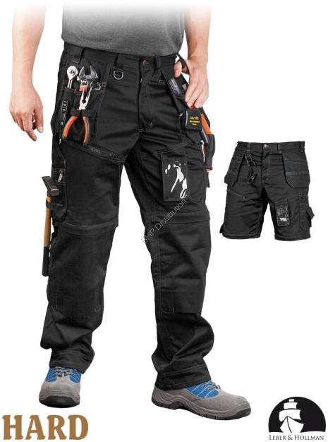 promocja! Spodnie robocze do pasa krótkie spodenki LH PEAKER
